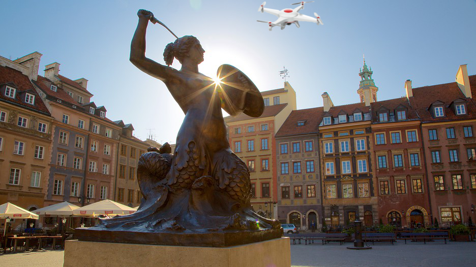 mermaid_statue_drone